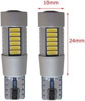 27 HP SMD LED W5W-T10 - wit