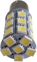 27 SMD 24v LED verlichting BA15s wit-2