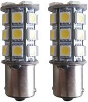 27 SMD 24v LED verlichting BA15s wit