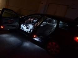 Audi A4 B6 sedan LED binnenverlichtingspakket - Basis-pakket