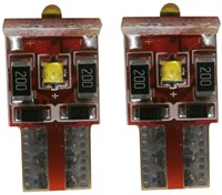 3 Canbus CREE LED W5W-T10 wit-3