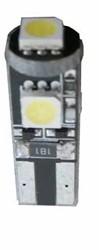 3 SMD CANBUS LED Stadslicht motor W5W T10