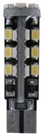30 SMD CANBUS LED Stadslicht motor W5W T10