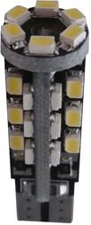30 SMD CANBUS LED Stadslicht W5W T10 - blauw
