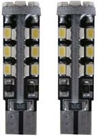 30 SMD CANBUS LED Stadslicht W5W T10 - blauw-2