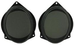 Autospecifieke luidsprekerroosters, FORD Escort, 95>, 165mm