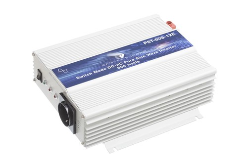 Omvormer 12V - 230V 600W zuivere sinus