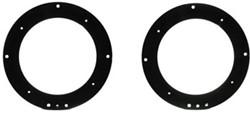 Luidsprekerringen universeel, van 165 mm > 130 x 130 mm