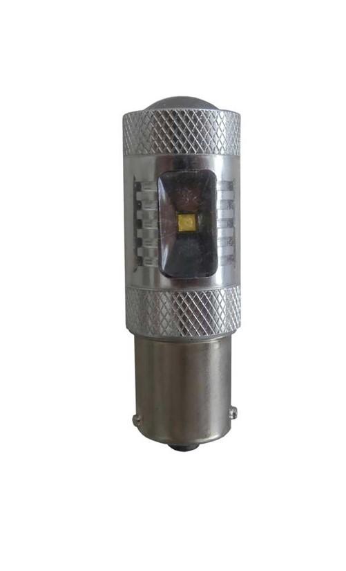 30w BAY15d Canbus LED remlicht / achterlicht - wit