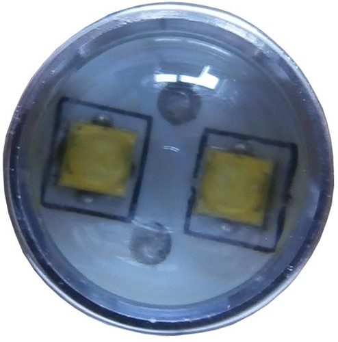 30w Canbus LED dagrijverlichting T20 - W21 / 5w