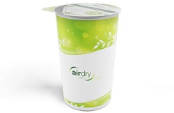 34.605030 AIRDRY CUP GREEN FRISSE GEUR