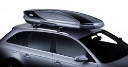 Excellence XT 2tone titan glossy/black glossy XL