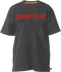 CAT T-Shirt TRADE, donkergrijs