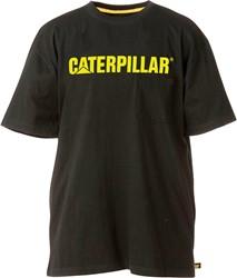 CAT T-Shirt TRADE, zwart