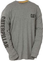 CAT Longsleeve, grijs