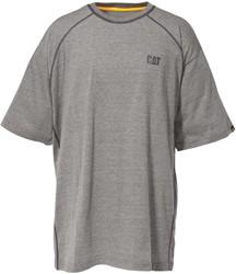 CAT T-Shirt Performance, grijs