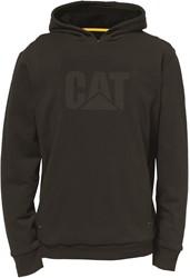 CAT Hoody PERFORMANCE, zwart