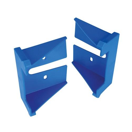 Twinnyload Eindkap blauw - set à 2 stuks - voor modellen tot 2010
