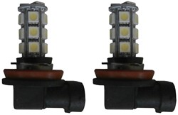 LED vervangingslamp - H10 - Wit