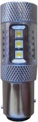 Dagrijverlichting 50w BAY15d Canbus LED vervangingslampen-wit