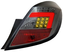 LED achterlicht unit Opel Corsa D Smoke