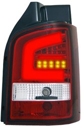 LED achterlicht unit VW T5 Red
