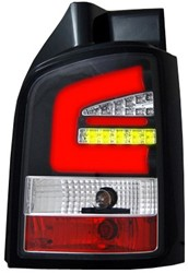 LED achterlicht unit VW T5 Black