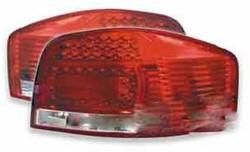 LED achterlicht unit Audi A3 (8P)