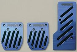 Pedaalset -Type-R- blauw
