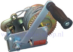 Handlier 2000 LBS + Kabel en haak
