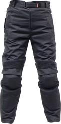 Motorbroek zwart XXL