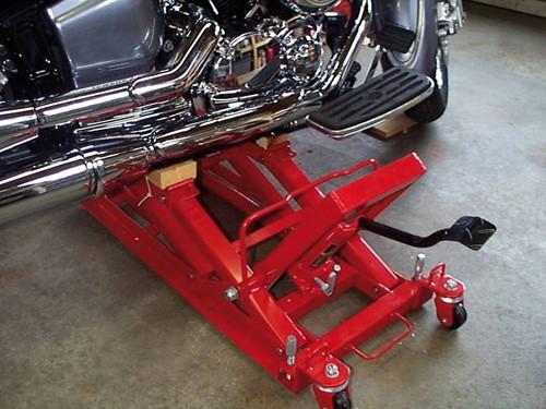 Motor krik 680kg, 118-368mm