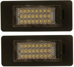 BMW E39 LED kenteken unit