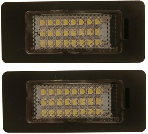 BMW E39 LED kenteken unit-1