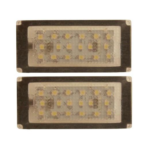 LED kenteken unit geschikt voor BMW E46 2D 04-06