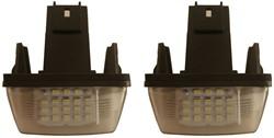 Citroen LED kentekenverlichting