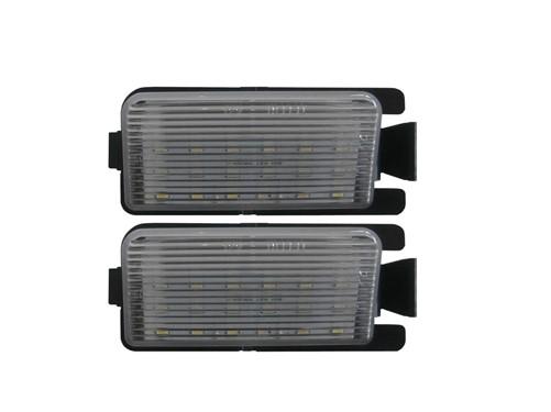 LED kentekenverlichting unit geschikt Nissan