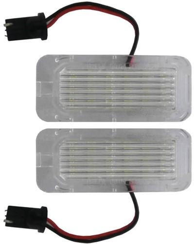 Ford LED kentekenverlichting unit-1