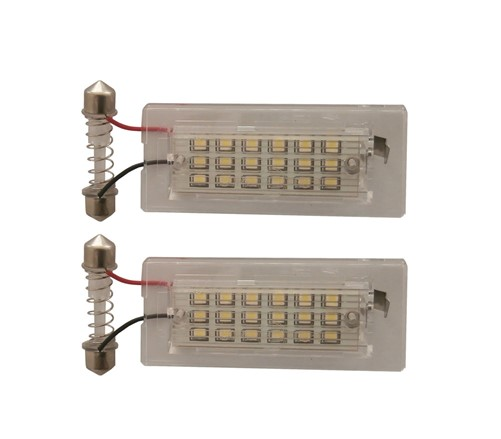 LED kentekenverlichting unit geschikt voor BMW X3 - X5