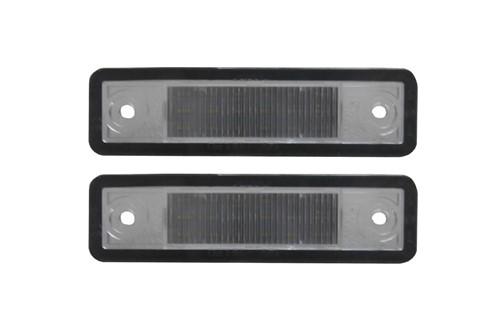 LED kentekenverlichting unit 2 geschikt voor Opel