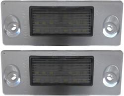 Audi A4 B5 LED kentekenverlichting unit