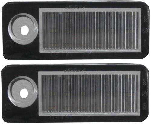 Audi A6 C5 / 4B Avant / Wagon/RS6 kenteken unit-1