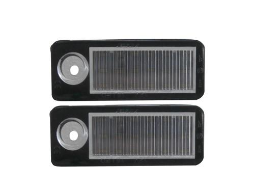 LED kenteken unit geschikt voor Audi A6 C5 / 4B Avant / Wagon/RS6