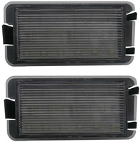 SEAT LED kentekenverlichting unit