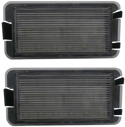 SEAT LED kentekenverlichting unit-1