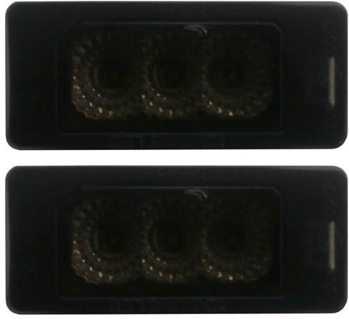 Audi LED kentekenverlichting unit-1