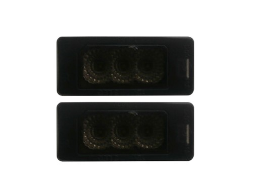 Audi LED kentekenverlichting unit