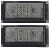 Mini Cooper R50 - R52 - R53 LED kenteken unit