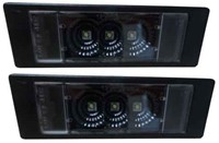 Universele LED kentekenverlichting unit 3-1