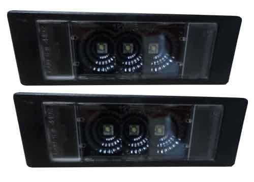 Universele LED kentekenverlichting unit 3